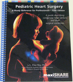 Pediatric Heart Surgery: A Ready Reference for Professionals - Desk size (106011)