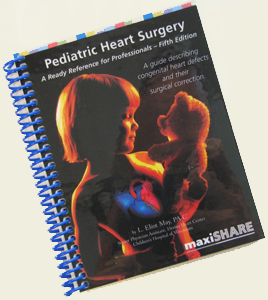 Pediatric Heart Surgery: A Ready Reference for Professionals - Pocket size (107001) MAIN