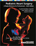Pediatric Heart Surgery: A Ready Reference for Professionals - Pocket size (107001) THUMBNAIL