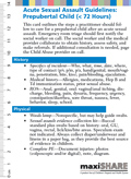 Acute Sexual Assault Guidelines Pocket Tool: Prepubertal and Adolescents (free electronic download) THUMBNAIL