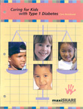 Caring for Kids with Type 1 Diabetes- English (Reproduction Rights)
