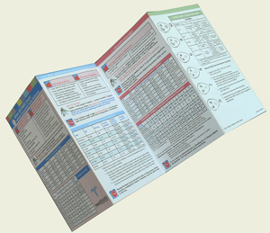 When Seconds Count Pocket Reference Card (127001) MAIN