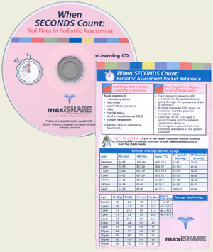 When Seconds Count training CD for multiple learners (307901)_MAIN