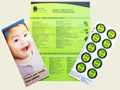Mr. Yuk Packet (Spanish) Maximum 50ea free per year