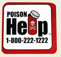 """Poison Help"" magnet - Purchase additional"