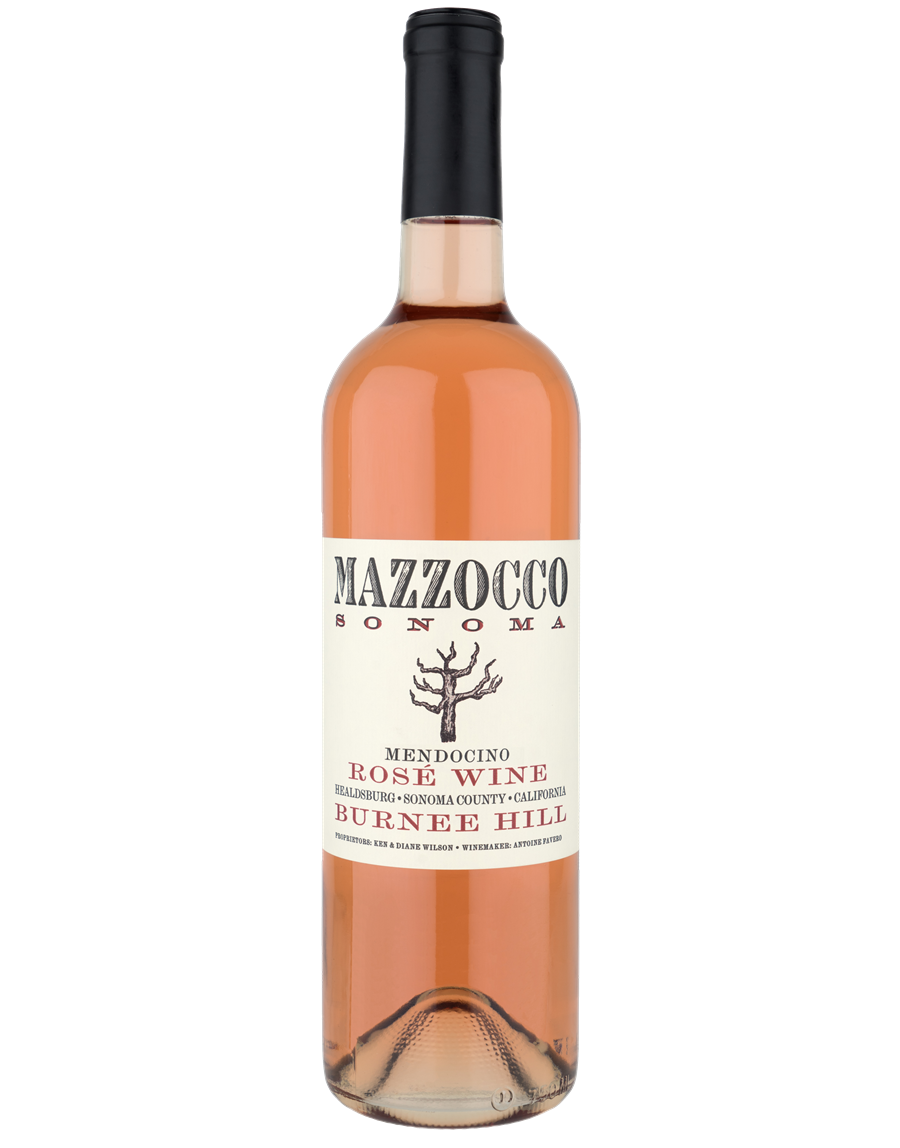 2017 Rosé Burnee Hill, Mendocino County