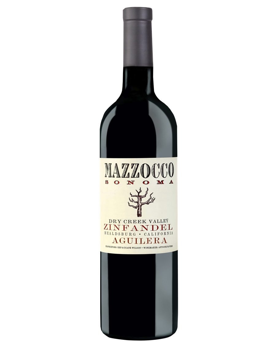 2016 Zinfandel Aguilera, Dry Creek Valley MAIN
