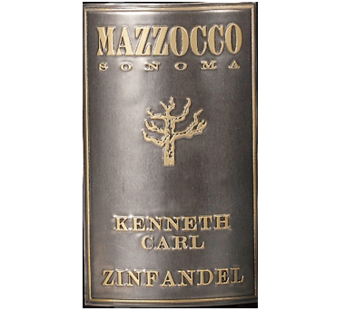 2015 Zinfandel Reserve Kenneth Carl, Dry Creek Valley