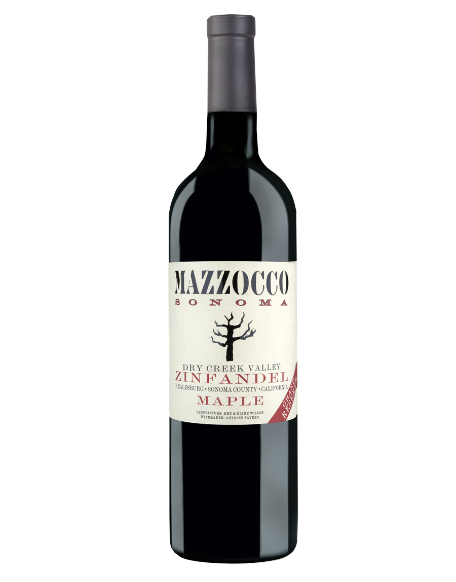 2015 Zinfandel Grand Reserve Maple, Dry Creek Valley