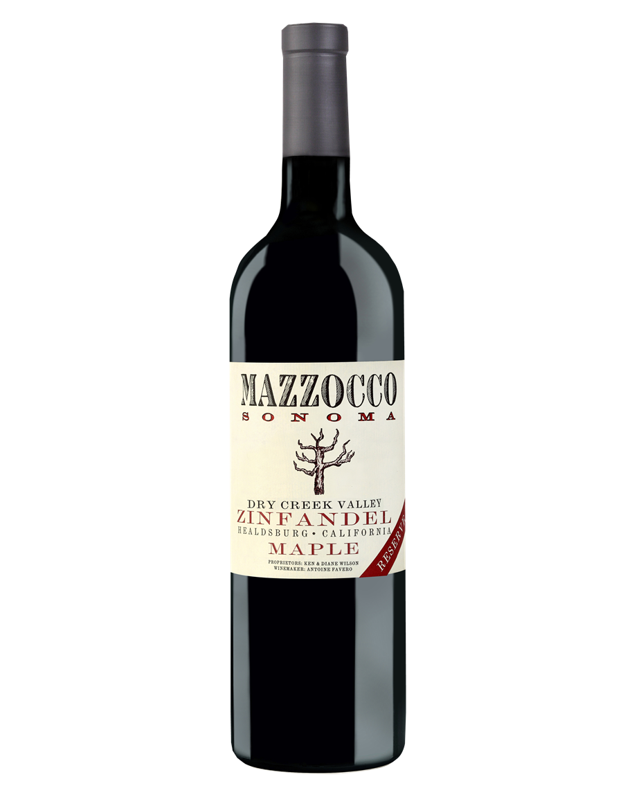 2016 Zinfandel Reserve Maple, Dry Creek Valley