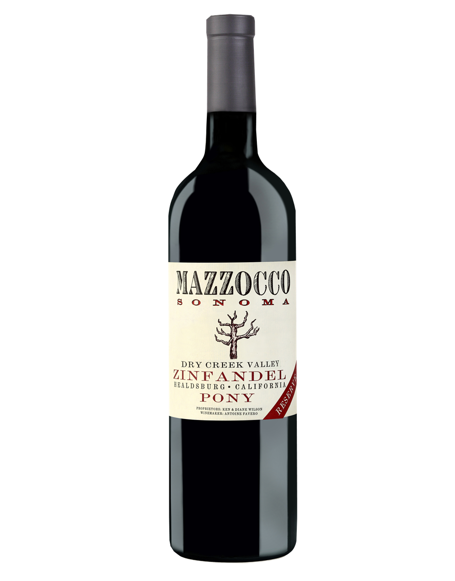 2016 Zinfandel Reserve Pony, Dry Creek Valley