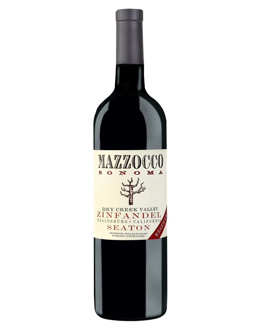 2017 Zinfandel Reserve Seaton, Dry Creek Valley MAIN