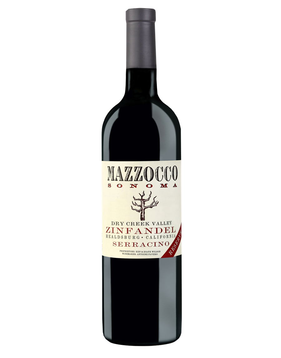 2016 Zinfandel Reserve Serracino, Dry Creek Valley