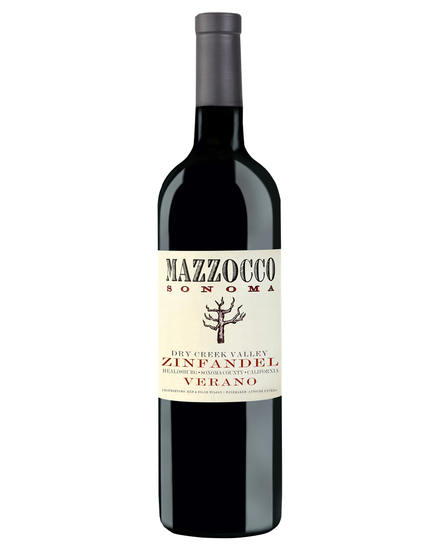 2017 Zinfandel Verano, Dry Creek Valley MAIN