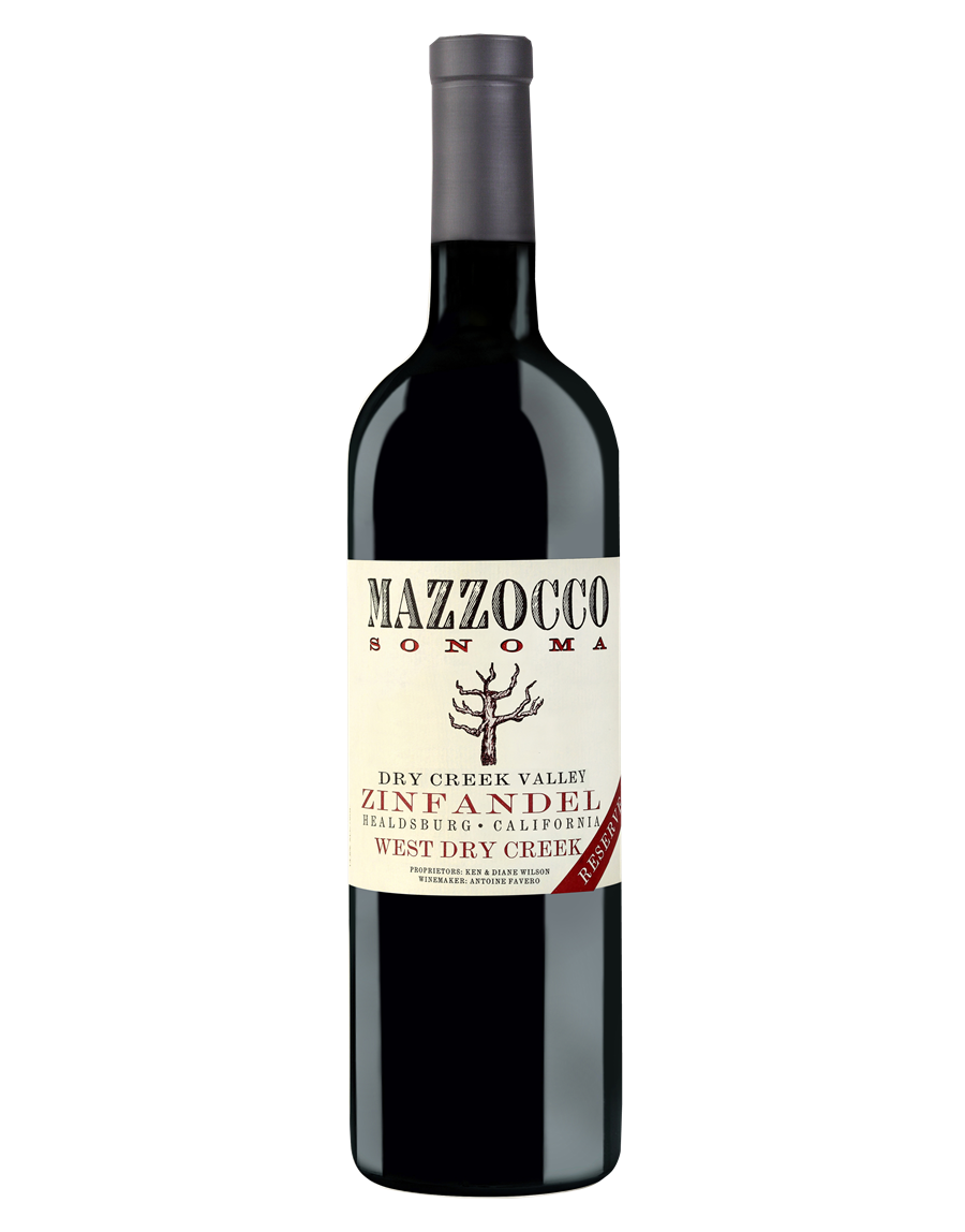 2016 Zinfandel Reserve West Dry Creek, Dry Creek Valley