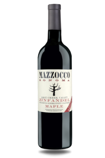 2017 Zinfandel Grand Reserve Maple, Dry Creek Valley THUMBNAIL