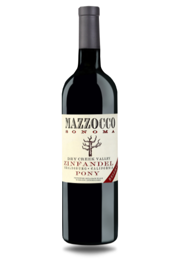 2018 Zinfandel Reserve Pony, Dry Creek Valley THUMBNAIL