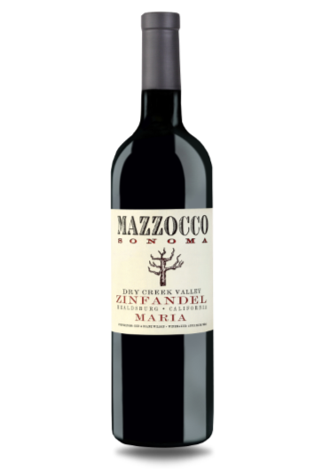 2018 Zinfandel Maria, Dry Creek Valley THUMBNAIL