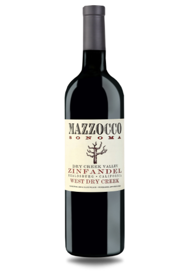 2018 Zinfandel West Dry Creek, Dry Creek Valley THUMBNAIL