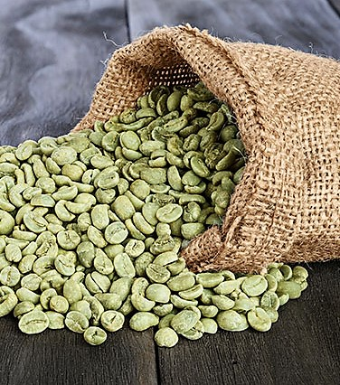 Green Coffee Beans Papua New Guinea  Peaberry LARGE