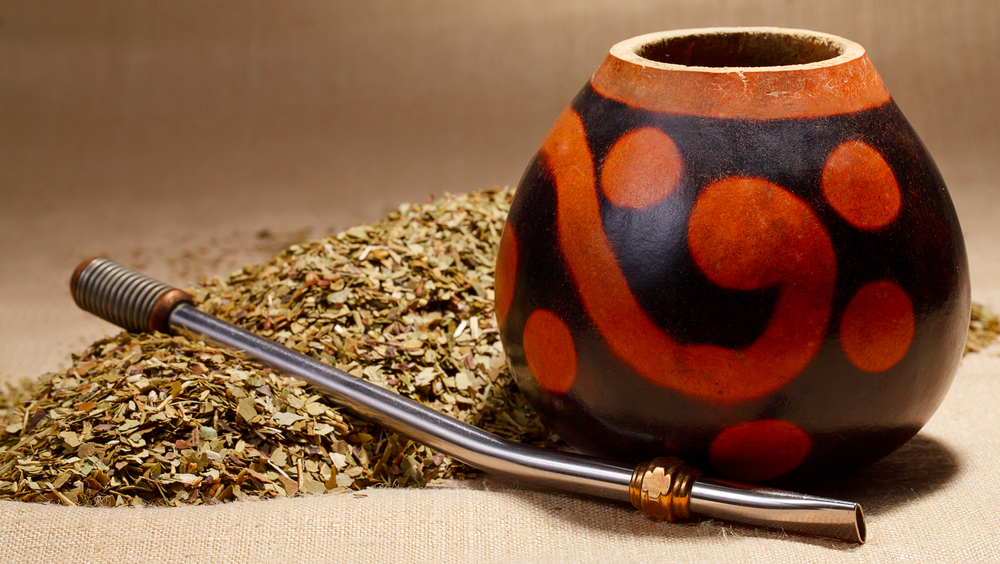 Lemon  Herb Yerba Mate THUMBNAIL