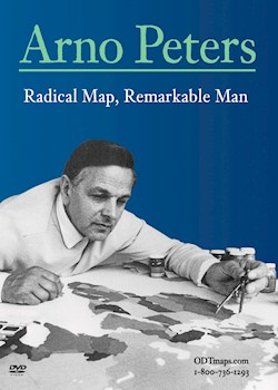 Arno Peters: Radical Map, Remarkable Man documentary poster THUMBNAIL
