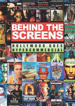 Behind the Screens - advertising in feature films MAIN