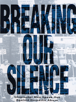 Breaking Our Silence - a film about men resisting domestic violence MAIN