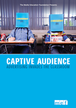 Captive Audience - a film about advertising in schools