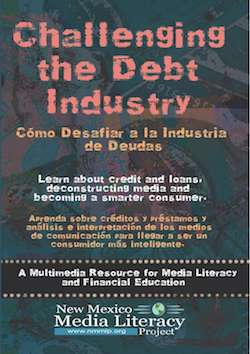 Challenging the Debt Industry - a media literacy resource