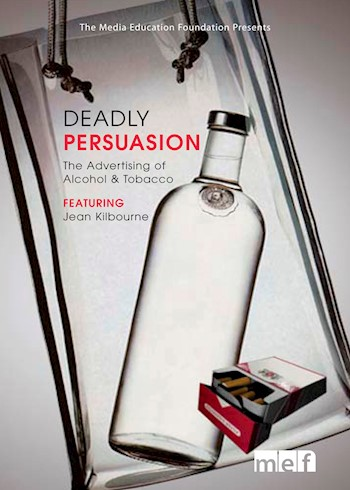 Deadly Persuasion: The Advertising Of Alcohol & Tobacco documentary poster LARGE