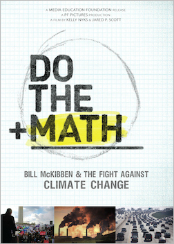 Do the Math - Bill McKibben & climate change