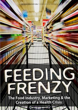 Feeding Frenzy: The Food Industry, Marketing & The Creation Of A Health Crisis documentary poster THUMBNAIL