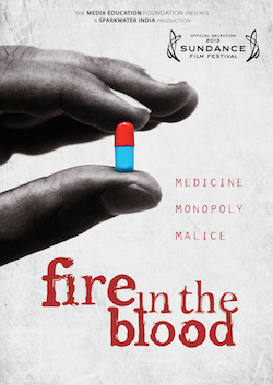 Fire in the Blood - pharmaceutical companies & AIDS