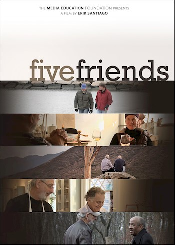 Five Friends documentary poster LARGE