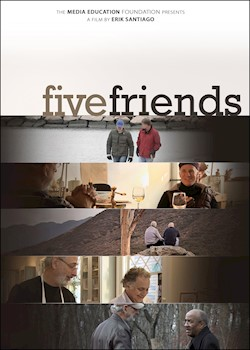 Five Friends documentary poster THUMBNAIL