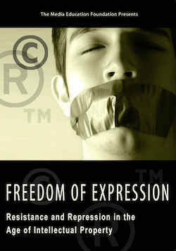 Freedom of Expression - intellectual property & copyright