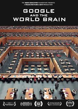 Google & The World Brain: The Audacious Attempt to Control Human Knowledge documentary poster THUMBNAIL