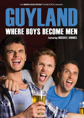 Guyland: Where Boys Become Men documentary poster LARGE