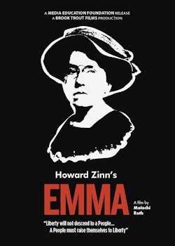 Howard Zinn's Emma: A Filmed Play About Emma Goldman poster THUMBNAIL