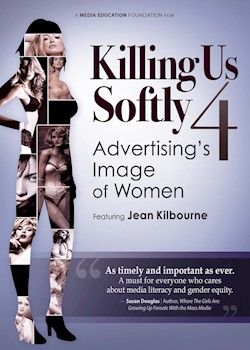 Killing Us Softly 4: Advertising's Image Of Women Featuring Jean Kilbourne documentary poster THUMBNAIL