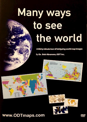 Many Ways To See The World documentary poster LARGE