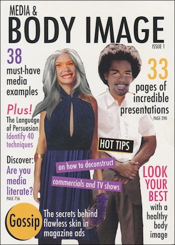 Media & Body Image: A Multimedia Educational Resource Focused Specifically On Media Literacy & Body Image poster LARGE