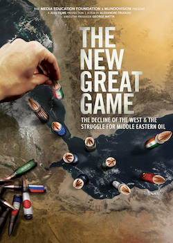 The New Great Game: The Decline of the West & the Struggle for Middle Eastern Oil