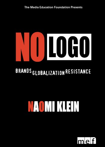 No Logo: Brands, Globalization, Resistance documentary poster LARGE