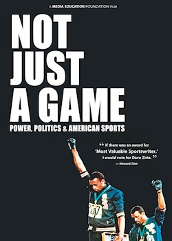 Not Just A Game: Power, Politics & American Sports documentary poster THUMBNAIL