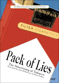 Pack Of Lies: The Advertising Of Tobacco documentary poster THUMBNAIL