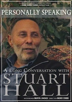Stuart Hall: Personally Speaking documentary poster THUMBNAIL