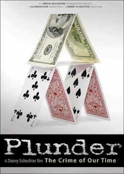 Plunder: The Crime Of Our Time documentary poster THUMBNAIL