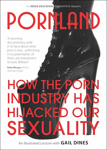 Pornland: How The Porn Industry Has Hijacked Our Sexuality documentary poster LARGE